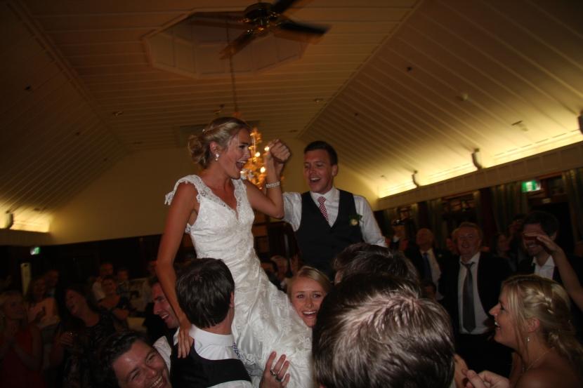 james bracey wedding