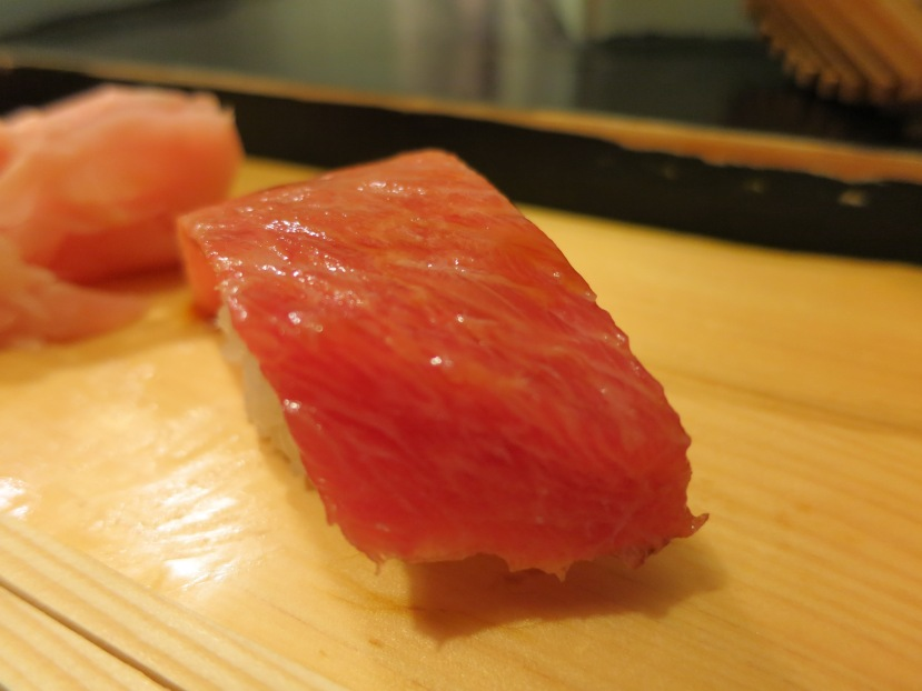 em...the toro was still delicious