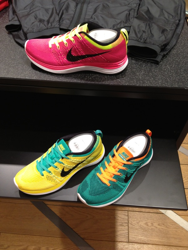 no shortage of flyknits in Tokyo