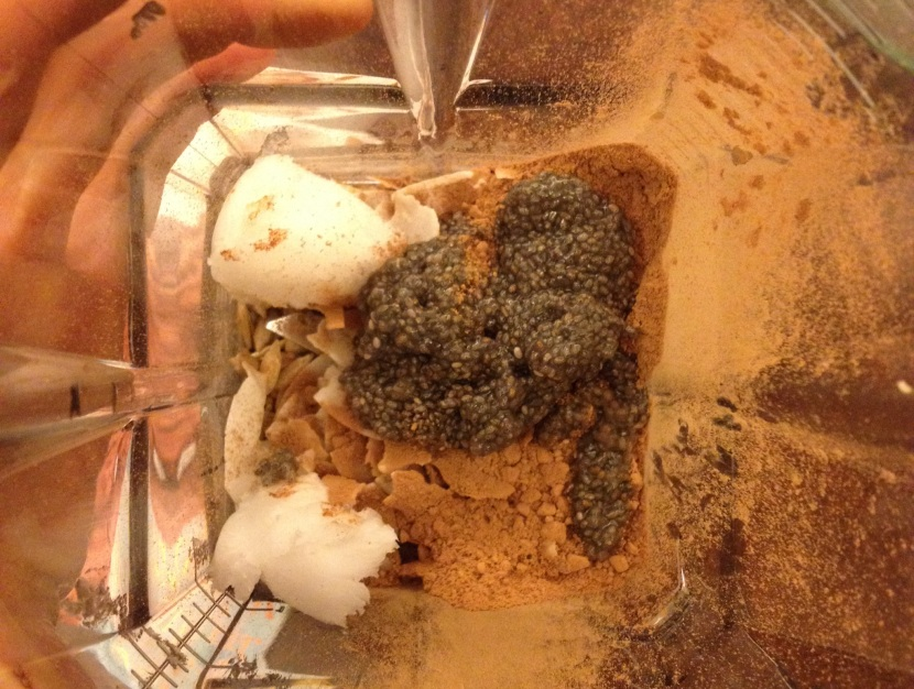 raw cacao truffles 1